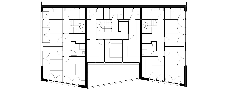 2018 Sierre (CH), 3 villas
